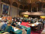 Eerste Kamer vergadert over Wet Kansspelen op Afstand
