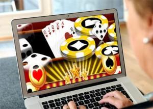 Online casino belasting